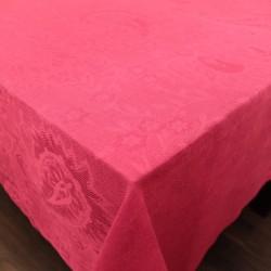 Tablecloth maroon