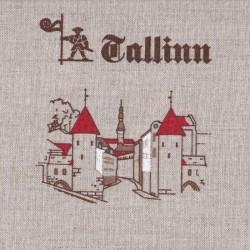 Linen/cotton blend  F111-n-Tallinn