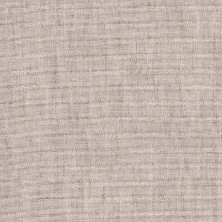 Wide linen/cotton blend fabric