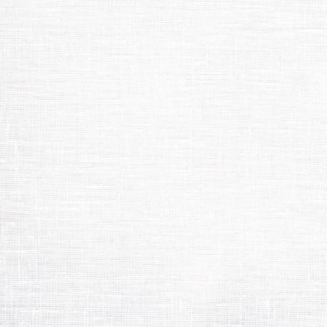 Bleached semi-linen fabric