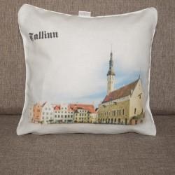 Декоративная наволочка Таллин 2