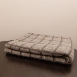 Шерстяное одеяло 140x205 70% шерсть BB01-01