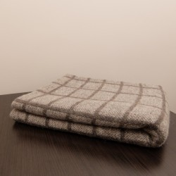 Wool blanket 140x205 70% wool BB01-01