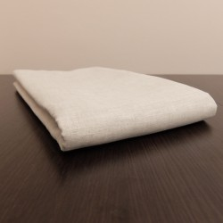 Linen bed sheet BS01-02