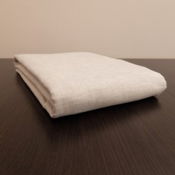 Linen bed sheet BS01-03