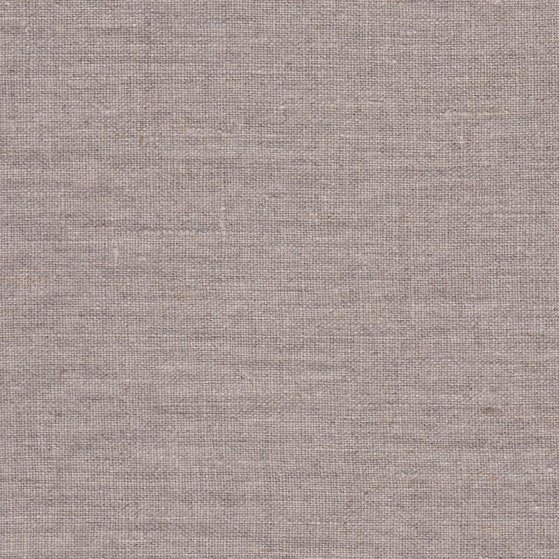 Natural soft linen fabric