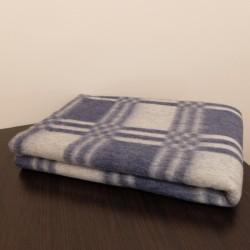 Шерстяное одеяло 140x205 70% шерсть BB03-01