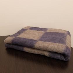 Шерстяное одеяло 140x205 70% шерсть BB04-01