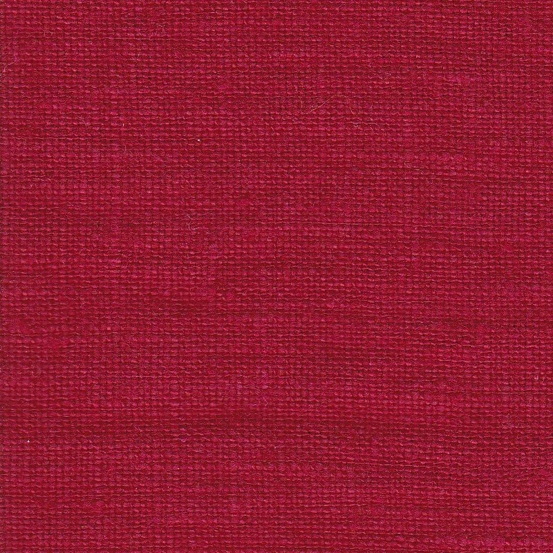 Dyed soft linen fabric