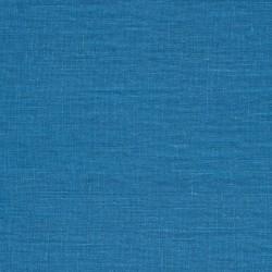 Крашеная льняная ткань F109-CB-soft