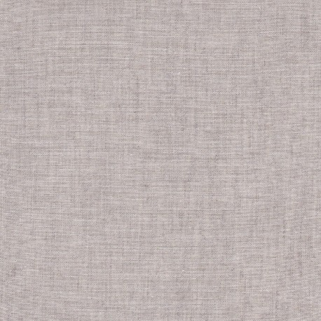 Natural semi-linen fabric F337 n